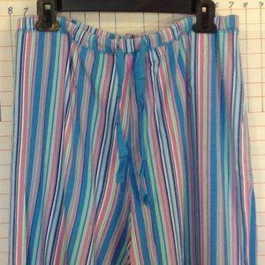 Adonna Intimates & Sleepwear - ADONNA women's pjs top and bottoms .. sz XL Blue